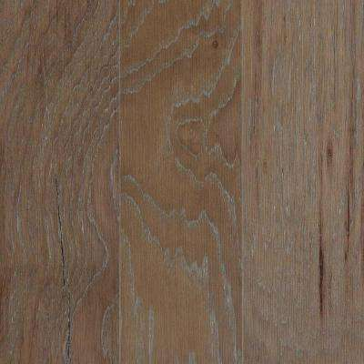 Hamilton Gray Mist Hickory 3/8 in. Thick x 5 in. Wide x Random Length Engineered Hardwood Flooring (28.25 sq. ft. /case)