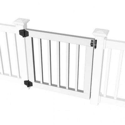 Standard Gate Kit for 36 in. Square Baluster Original Rail, Deck Rail, Porch Rail or Titan XL