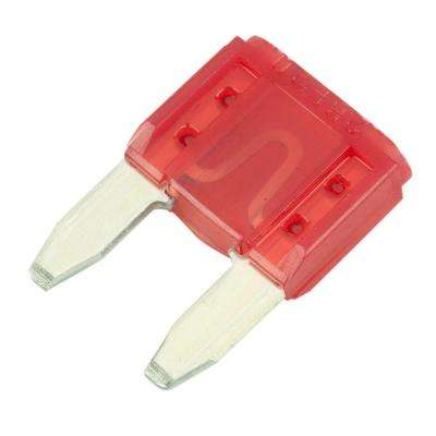 10-Amp ATM Fuse in Red