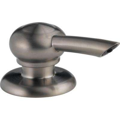Countertop-Mount Soap Dispenser in Stainless