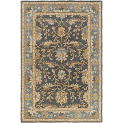 Middleton Savannah Navy 9 ft. x 13 ft. Indoor Area Rug