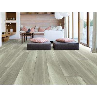 Manor Oak Click 9 in. x 59 in. Zephyr Resilient Vinyl Plank Flooring (21.79 sq. ft. / case)