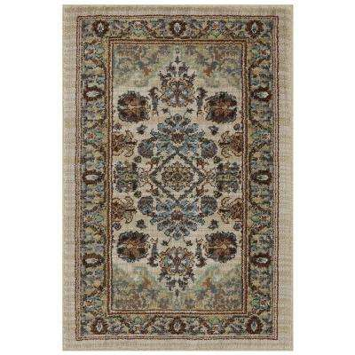 Charisma Butter Pecan 2 ft. x 3 ft. Accent Rug