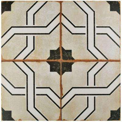 Cordoba 17-5/8 in. x 17-5/8 in. Ceramic Floor and Wall Tile (11.1 sq. ft. / case)