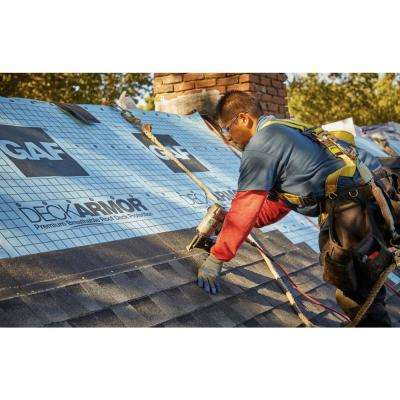 Deck-Armor 1000 sq. ft Premium Breathable Synthetic Roofing Underlayment Roll