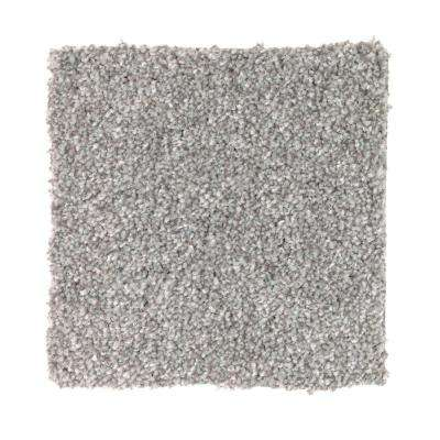 Superiority I - Color Greygate Texture 12 ft. Carpet