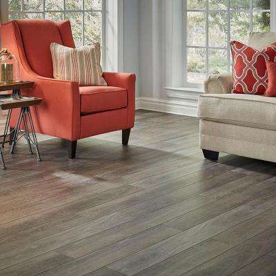 Embossed Oak Magdalena 12 mm Thick x 6.34 in. Wide x 47.72 in. Length Laminate Flooring (756 sq. ft. / pallet)