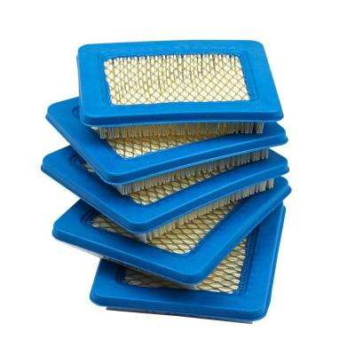 5.25 in. x 4.5 in. x 0.75 in. Air Filter for Model# 491588S (5-Piece)