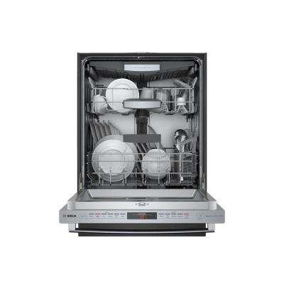 800 Series Top Control Tall Tub Bar Handle Dishwasher in Stainless Steel with Stainless Steel Tub, CrystalDry, 42dBA