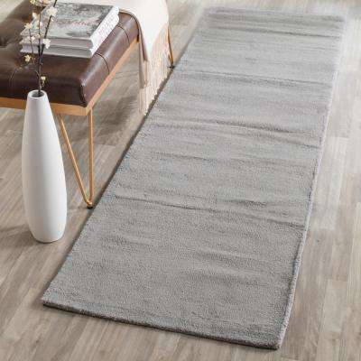 Himalaya Gray 2 ft. x 10 ft. Runner Rug
