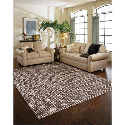 Gallery Grey 5 ft. x 7 ft. Area Rug