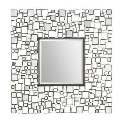 Opie 46 in. H x 46 in. W Square Mirror