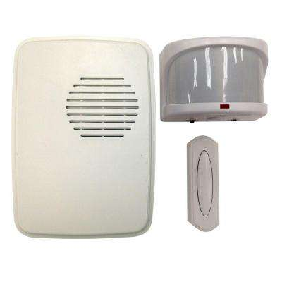 Wireless Motion Alert Door Bell Kit