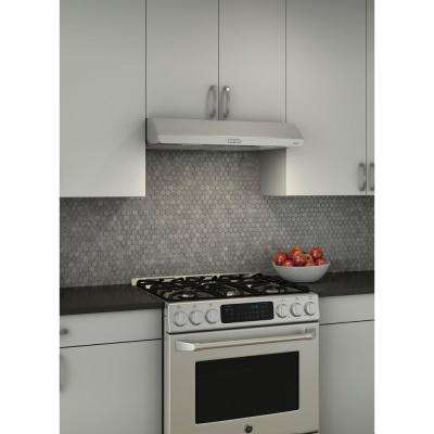 Sahale Bkdeg1 30 In Convertible Under Cabinet Range Hood