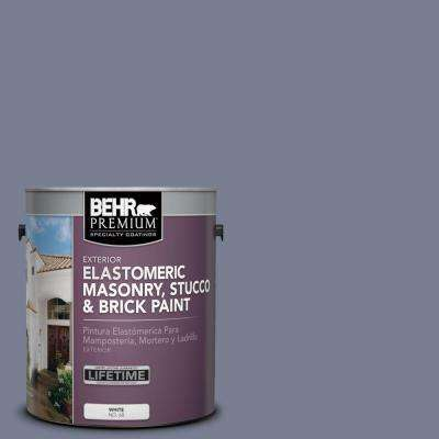 #MS-77 Purple Storm Elastomeric Masonry Paint