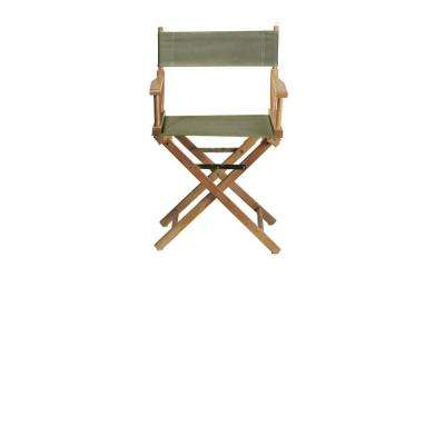 Sage Seat and Back for Director's Chair (Cover Only)