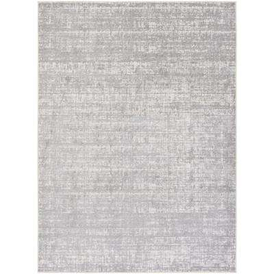 Potter Jenny Gray 5 ft. 3 in. x 7 ft. 3 in. Indoor Area Rug