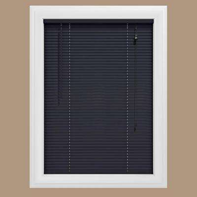 A 1 In Blackout Vinyl Mini Blind