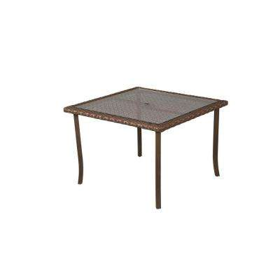 Bloomfield 40 in. Square Patio Dining Table