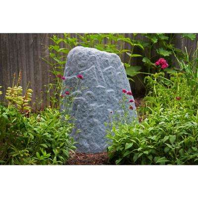 19-1/2 in. L x 29 in. W x 30 in. H Resin Landscape Rock