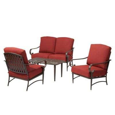 Stupendous Patio Conversation Sets Outdoor Lounge Furniture The Download Free Architecture Designs Barepgrimeyleaguecom