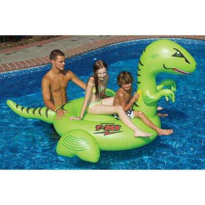 Giant Inflatable Swimming Float Pool Lounger Sea Dragon Toy and Dinosaur Toy