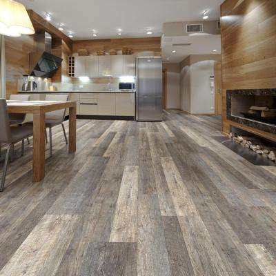 Multi-Width x 47.6 in. Tekoa Oak Luxury Vinyl Plank Flooring (19.53 sq. ft. / case)