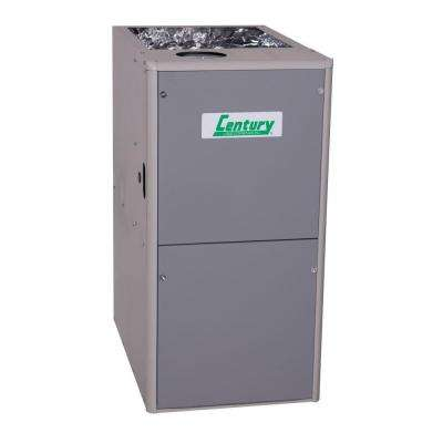 80 Percent 108,000 Input BTU 86,400 Output BTU Natural Gas Forced Hot Air Furnace