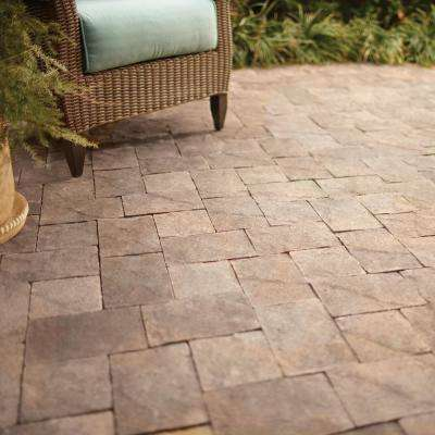5.91 in. L x 5.91 in. W x 2.36 in. H Pacific Blend Concrete Paver Venetian (480-Pieces/115 sq. ft./Pallet)