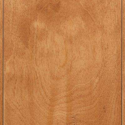 Hand Scraped Maple Durham 3/8 in.Thick x 5-1/4 in.Widex 47-1/4 in. Length Click Lock Hardwood Flooring (27.56 sq.ft./cs)