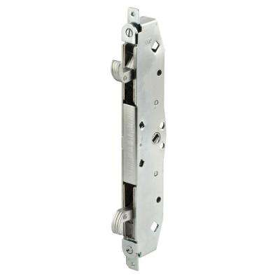 7-11/16 in. Multi-Point Mortise Latch, with Mounting Hole Centers