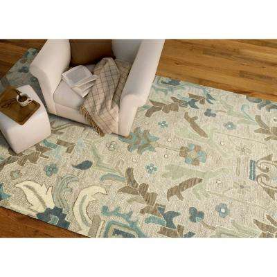 Brooklyn Oatmeal 10 ft. x 13 ft. Area Rug