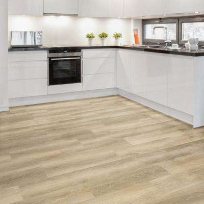 Dusk Cherry 8.7 in. W x 47.6 in. L Luxury Vinyl Plank Flooring (20.06 sq. ft. / case)