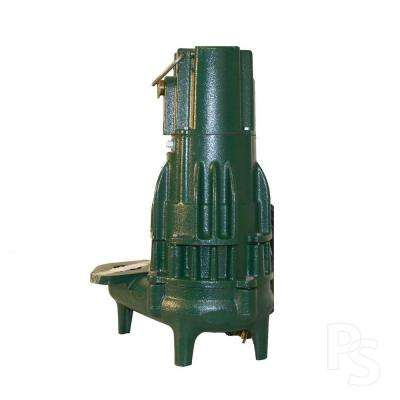 High Head Waste-Mate N292 .5 HP Submersible Sewage or Dewatering Non-Automatic Pump-DISCONTINUED