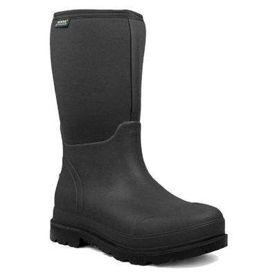 MEN'S STOCKMAN SAFETY COMP/TOE RUBBER BOOT