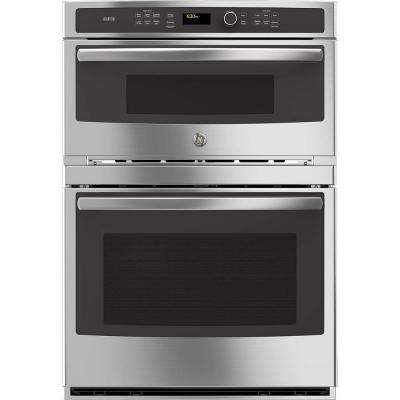 30 in. Electric Convection Wall Oven with Built-In Advantium Microwave in Stainless Steel