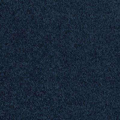 Carpet Sample - Barons Court I - Color Night Navy Twist 8 in. x 8 in.