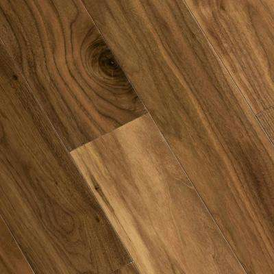 Walnut Americana 3/8 in. Thick x 5 in. Wide x Varying Length Click Lock Hardwood Flooring (19.686 sq. ft. / Case)
