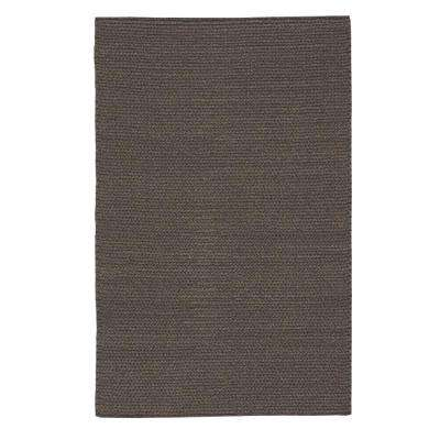 Canyon Charcoal 5 ft. x 8 ft. Area Rug