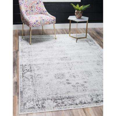 Sofia Casino Gray 9' 0 x 12' 0 Area Rug