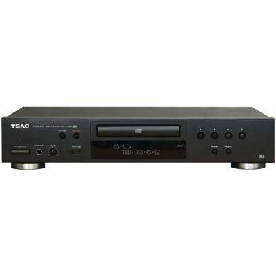 120-Volt AC CD Player with USB and iPod Digital Interface - Black