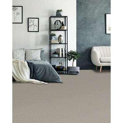 Prancer - Color Woodland Texture 12 ft. Carpet