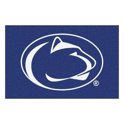 Penn State University 19 in. x 30 in. Accent Rug