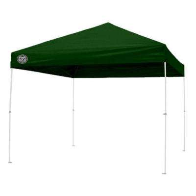 ST64 8 ft. x 8 ft. Straight Leg Instant Patio Canopy in Green