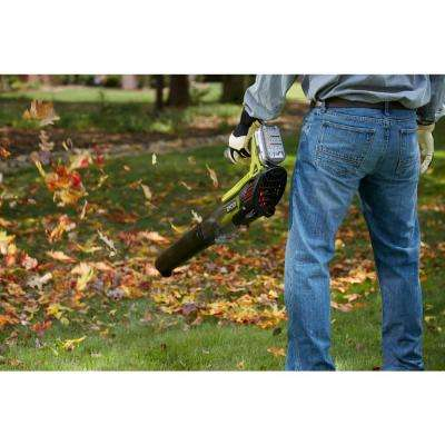 ONE+ 100 MPH 280 CFM 18-Volt Lithium-Ion Cordless Jet Fan Leaf Blower Battery and Charger Not Included