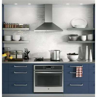 30 in. Convertible Chimney Range Hood in Stainless Steel
