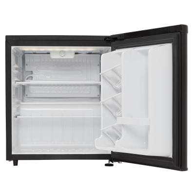 1.73 cu. ft. Mini Refrigerator in Matte Black