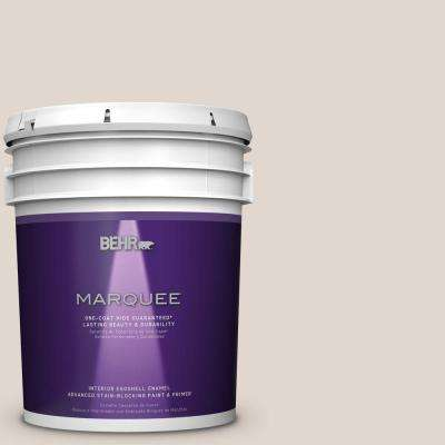 5 gal. #MQ3-36 Translucent Silk One-Coat Hide Eggshell Interior Paint