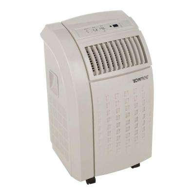 9,000 BTU Portable Air Conditioner with Dehumidifer and Remote