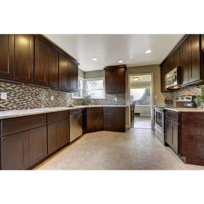 Espresso Assembled Kitchen Cabinets Kitchen Cabinets The Home